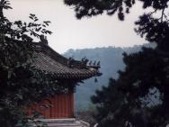 Kloster in Wu-Tai-Chan, China (1994 und 1998), Bild 1
